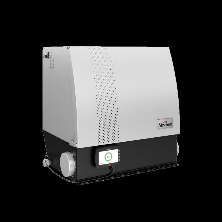 smoke filter machine